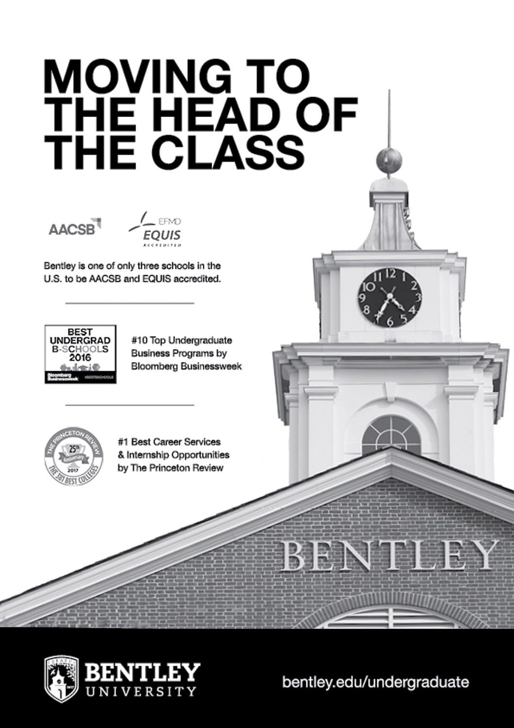 Bentley University Fulbright Fair Ad large