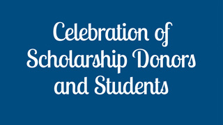 Bentley University celebration of donors save the date card thumb