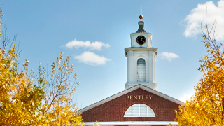 Bentley University Xaverian Brothers High School ad thumb