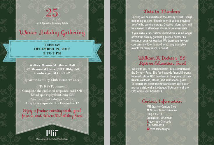 MIT QCC Winter Holiday Gathering Invite large